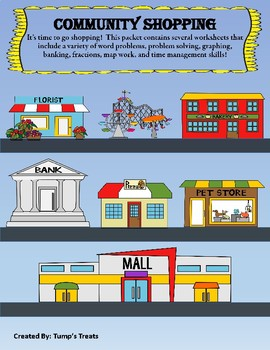 Community Shopping - Life Skills