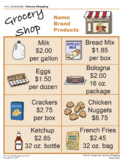 Community Shopping: Grocery Store