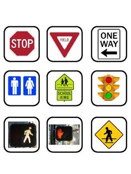Community Signs Activities