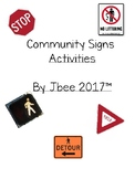 Community Signs Activities