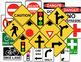 Community Signs Clipart MEGA Bundle