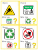 Community Signs Games and Worksheets - Unit 2 - for Special Education
