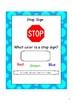 Community Signs Interactive Smart Board Activity