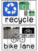 Community and Safety Signs Mini Puzzles