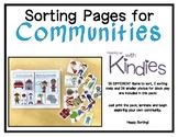 Community Sorting & Block Play