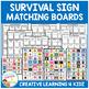 Community & Survival Sign Bundle