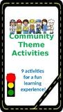 Community Theme Activities