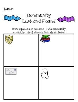 Community Unit Activities