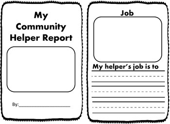 Community Unit: Community Types, Helpers, and Goods and Services