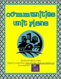 Community Unit Plans