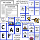 Community & Around the Town Vocabulary Activities
