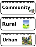 Community Word Wall Words