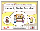 Community Worker Journal Jot