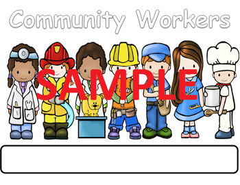 Community Workers Book