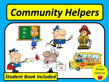 Community Workers Ebook and Powerpoint