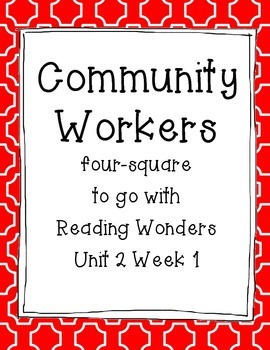 Community Workers Four Square