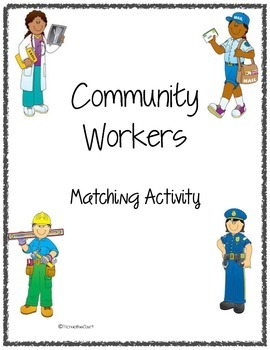 Community Workers Matching Activity