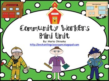 Community Workers Mini Unit