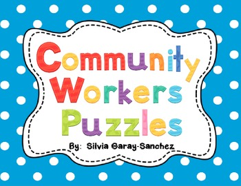 Community Workers Puzzles