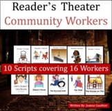 Community Workers: Readers' Theater Scripts for Grades 1 and 2