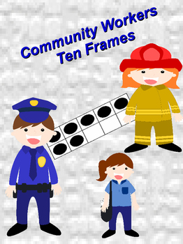 Community Workers Ten Frames