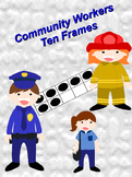 Community Workers Ten Frames
