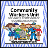 Community Workers Unit for Special Education