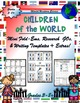 Community Workers and Children of the World Interactive Mini Research Fold-Ems