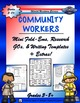 Community Workers and Children of the World Interactive Mi
