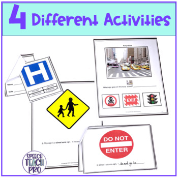 Community and Safety Signs: Special Education