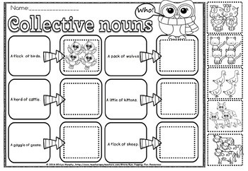 Collective nouns (50% off for 48 hours)