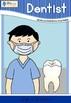 Community helpers book - dentists