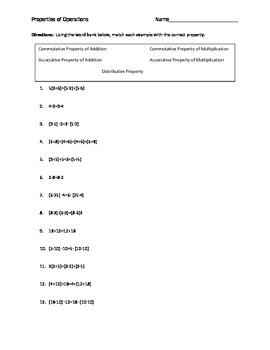 worksheet. Associative Property Worksheets. Grass Fedjp Worksheet ...