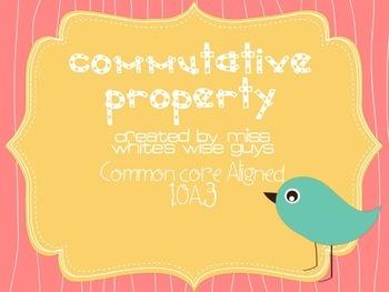 Commutative Property 1.OA.3