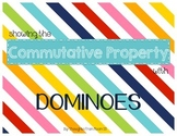 Commutative Property: Domino Addition
