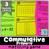 Commutative Property Matching Game
