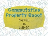 Commutative Property Multiplication Scoot {CC Aligned}