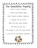 Commutative Property Poem