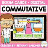 Commutative Property of Addition - Boom Cards - Digital -