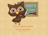 Commutative Property of Addition Center
