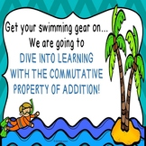 Commutative Property of Addition PowerPoint 1st Grade Math 1.OA.3