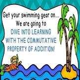 Commutative Property of Addition PowerPoint 1st Grade Math 1.OA.3