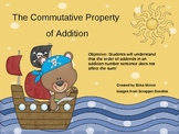 Commutative Property of Addition