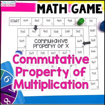 Commutative Property of  Board Game