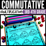 Commutative Property of Multiplication 3rd Grade