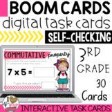 Commutative Property of Multiplication Boom Cards
