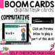 Commutative Property of Multiplication Boom Cards