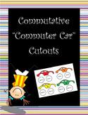 "Commutative Property of Multiplication ""Commuter Cars"" Pra"