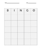 Commutative and Distributive Property Bingo