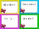 Commutative/Identity Property of Addition & Multiplication Task Cards 3rd VA SOL
